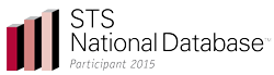 STS National Database Participant 2015